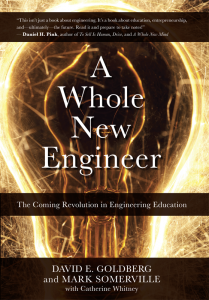 Whole New Engineer